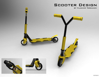 Scooter Design Concept