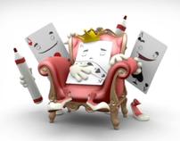 Jenga Poker