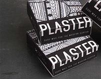 PLASTER - Surf Wax Packaging