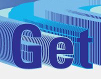 """Get More"" Print Advertising Campaign"