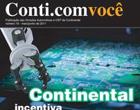 Continental Indústria - Revista Conti.comvocê