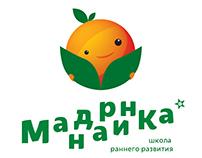 MANDARINKA kindergarden logo