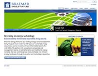 Braemar Energy Ventures Website
