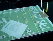 Brew City Paper Football