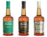 George Dickel (2012)