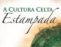Painel Cultura Celta Estampada