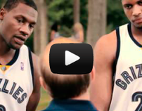 "TV: Memphis Grizzlies, ""Let's Get Together"""