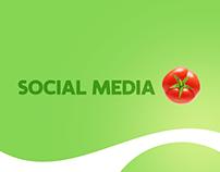 SaladPot - Social Media