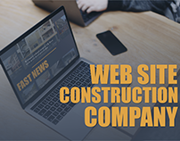 CONSTRUCTION WEB SITE