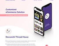Devvanshi - eCommerce Mobile App