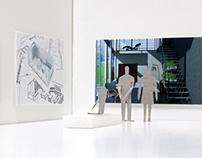 The Gallery teaser 1 - short Film