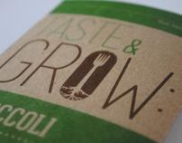 TASTE & GROW