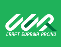 Craft Eurasia Racing 2012 Branding