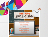 Bandung Indah Plaza | BIP Fun Edu-Nation