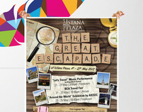 Istana Plaza | The Great Escapade