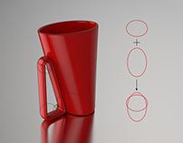 ELLIPSE CUP