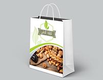 logo & bag