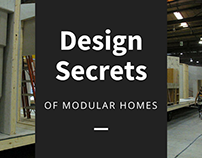 Design Secrets of Modular Homes