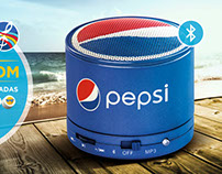 Pepsi Boom- Panel Parlante