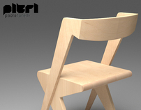 Dilegno chair
