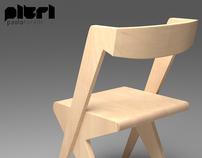 Dilegno chair