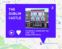 WALKING TOUR APP — CAMDEN