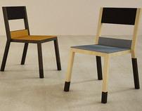 Trico Chair