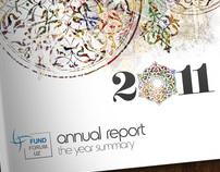 Fund Forum's Annual report 2011