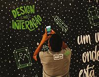 Mural Design no Interação
