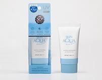 Mentholatum SkinAQUA Sunscreen
