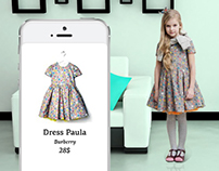 Online children's clothing store.