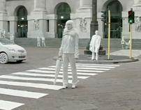 CORRIERE DELLA SERA \ Statue