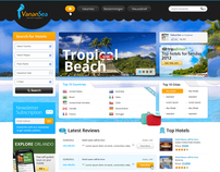 Tour Operator Website
