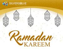 Ramadan Kareem Facebook post