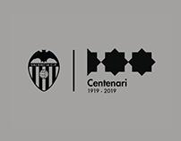 Propuesta de imagen del Valencia Club de Fútbol