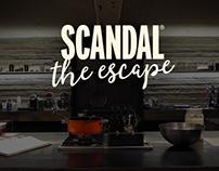 Scandal the escape Facebook App