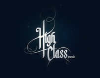 High Class Events - Logo