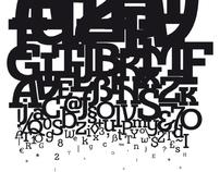 Prana Pro Typeface