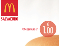 MCDONALDS \ Salvaeuro