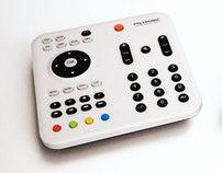 Cuadrado Universal Remote Control