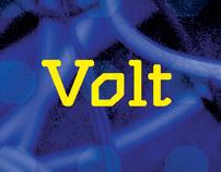 Volt Typeface