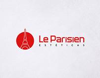 Logo Design for Le Parisien