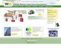 Waste Management Website