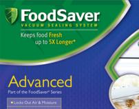Jarden Food Saver Package Design