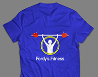 Fordy's Fitness logo