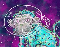 Jaimico en el espacio