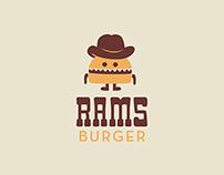 Rebranding // Rams Burger