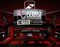 Rob Dyrdek's Street League Show Opener
