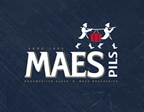 Festival app Maes & Pukkelpop // Design + Development