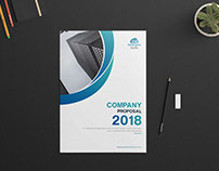 Company Profile Brochure - 18 Pages